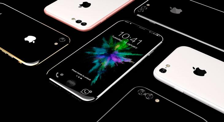 Una vez más se reitera que el iPhone 8 tendrá una pantalla OLED de 5,8 pulgadas