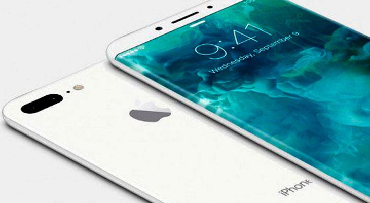 La pantalla del iPhone 8 no será tan curva como la del Galaxy S8, pero su precio superará los 1.000 dólares