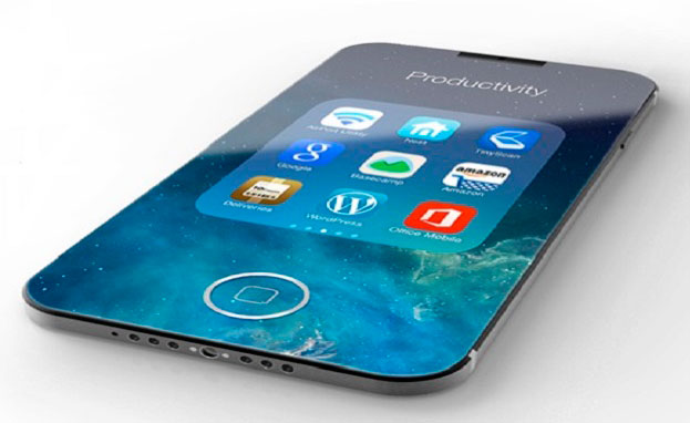 iPhone 8 Sensor 3D