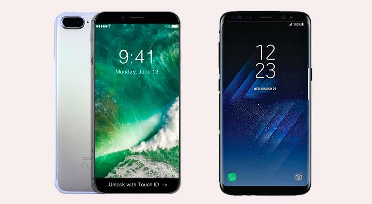Las altas expectativas sobre el iPhone 8 afectarán negativamente a las ventas del Galaxy S8