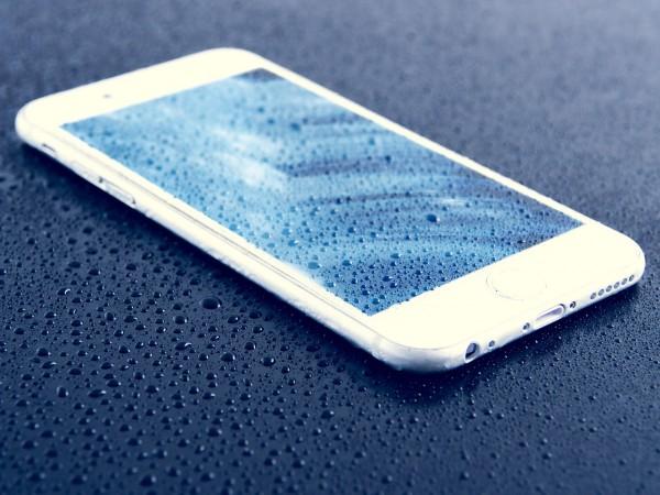 iPhone 6 mojado solución