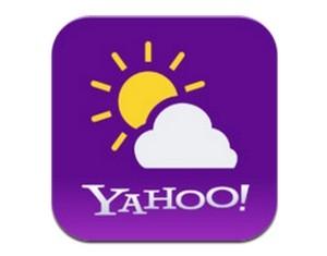 Yahoo Tiempo: mejor app del tiempo para iPhone - Logo
