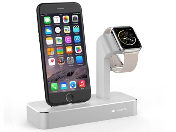 Base de carga iVAPO para iPhone y Apple Watch