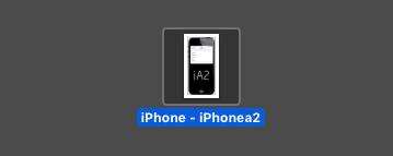 Usar AirDrop en Mac - método 2 - paso 1