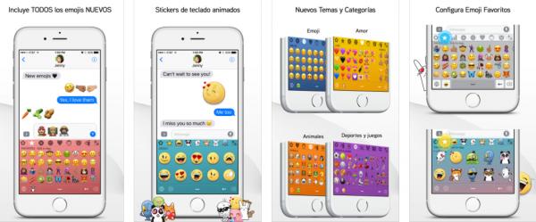 Emoji Mi - The best emoji for> iPhone and Apple Watch