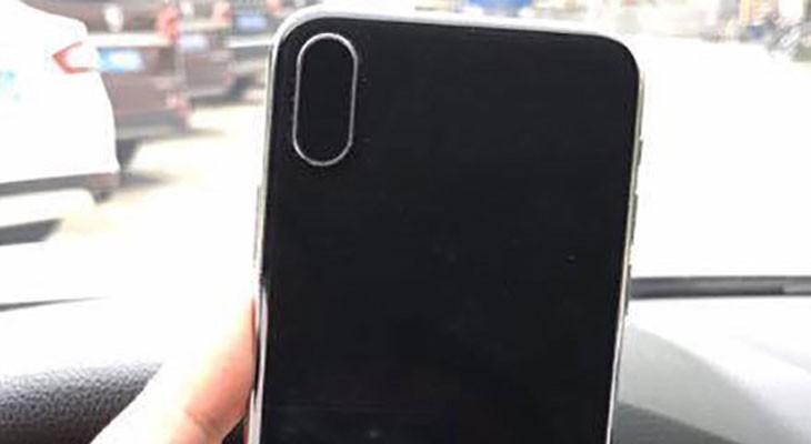 Se filtra la primera maqueta del iPhone 8