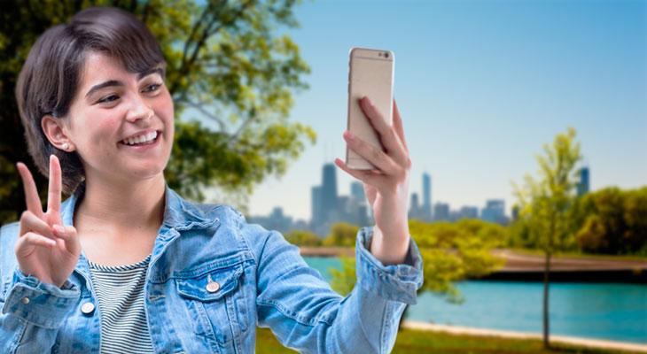 Con esta tecnología cualquier mal selfie se transformará en un gran retrato [Vídeo]