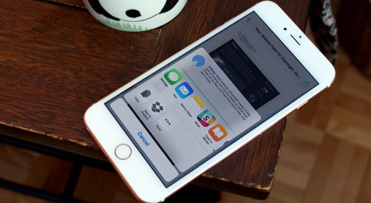 Cómo convertir los correos del iPhone a PDF y guardarlos en la App de notas