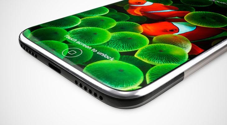 Integrar el Touch ID en la pantalla del iPhone 8 está resultando más complicado de lo esperado