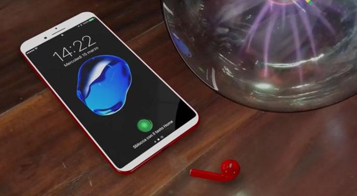 Así podría funcionar un botón Home virtual en el iPhone 8 [Vídeo]