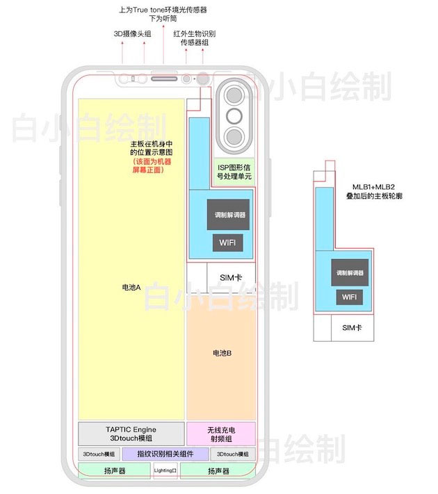 iPhone_8_Componentes_Internos