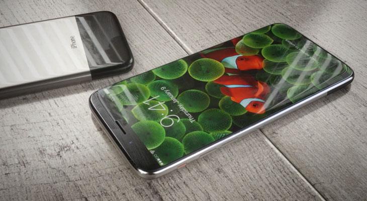 El diseñador Martin Hajek nos propone su idea de cómo será el iPhone 8