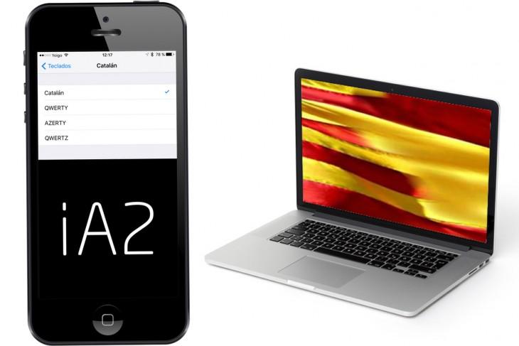 Cómo activar el corrector ortográfico en catalán para iOS y macOS