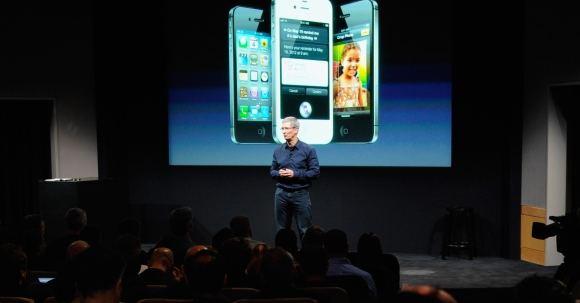 Presentación iPhone 4S