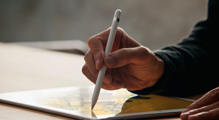 El Apple Pencil pronto podría utilizarse con el iPhone