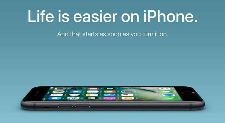 Apple quiere convencer a los usuarios de Android para que se compren un iPhone