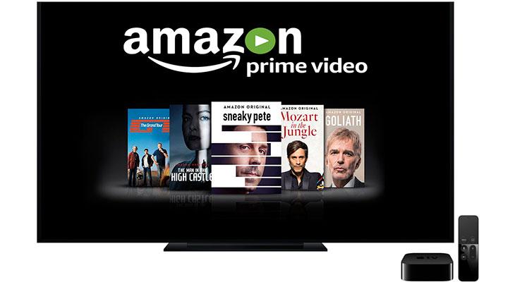 Apple anunciará la app de Amazon Prime Video para Apple TV en la WWDC