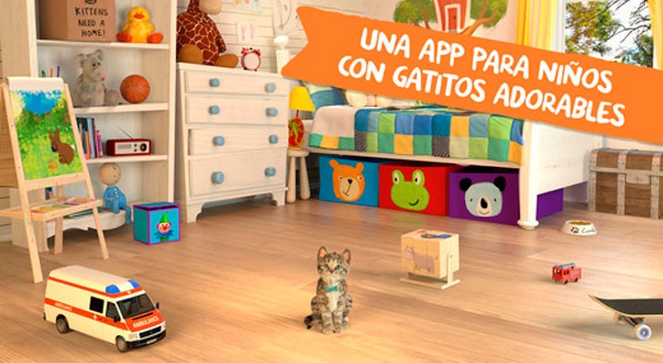 La Aplicación Gratis de la Semana es Gatito: Mi Mascota Favorita