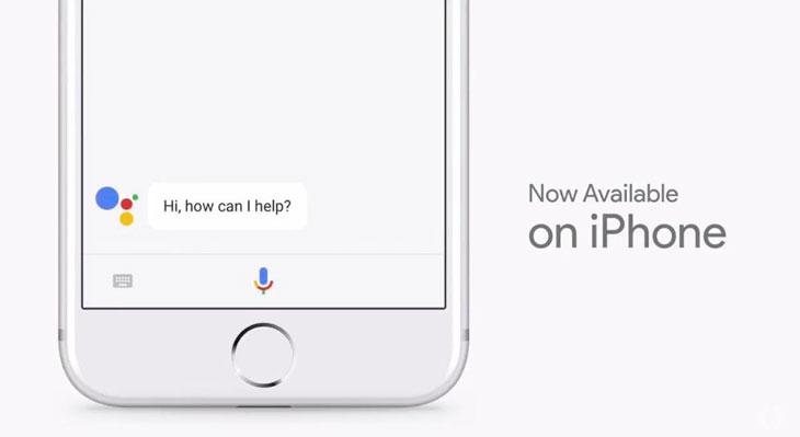 Google Assistant llega al iPhone dispuesto a competir con Siri