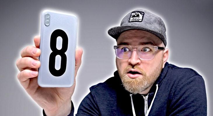 Este vídeo muestra cómo podría ser el iPhone 8