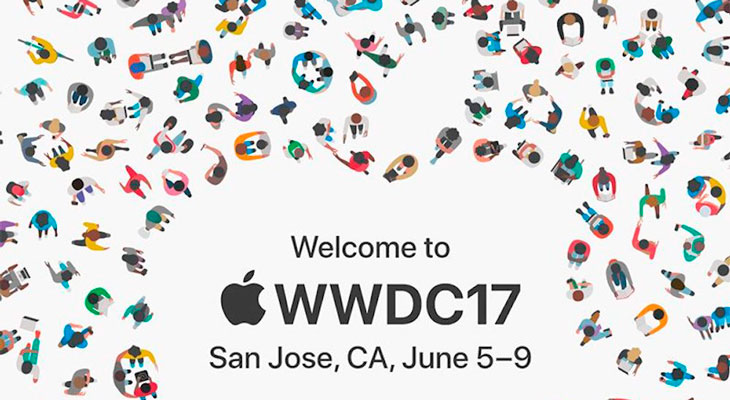 Horarios mundiales WWDC 2017 y cobertura de iPhoneA2