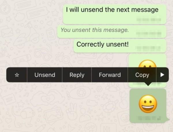 Nuevas caracteristicas WhatsApp