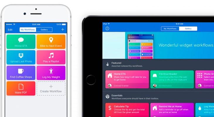 Workflow restaura las acciones de Chrome y Pocket y añade nuevas acciones para Apple Music