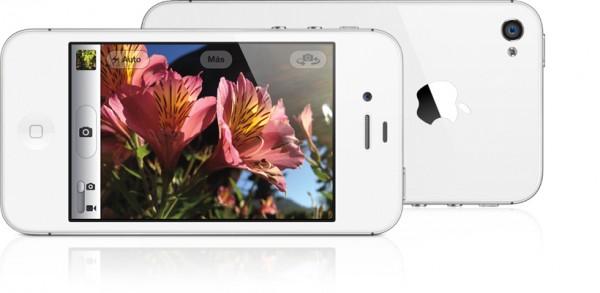 Cámara iPhone 4s