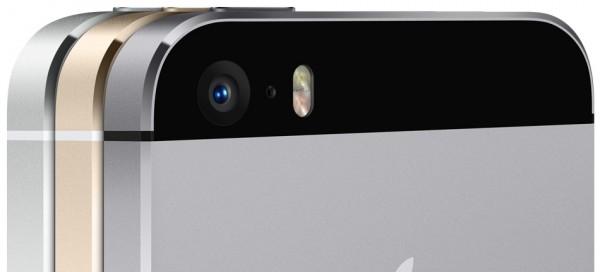 Camara iPhone 5S