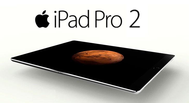 Apple acelera la producción del iPad Pro de 10,5 pulgadas