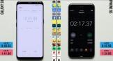 El Galaxy S8 es derrotado por un iPhone 6s en un test de velocidad