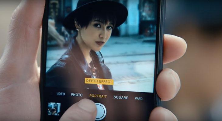 Apple nos invita a centrarnos en lo que amamos con el Modo Retrato del iPhone 7 Plus
