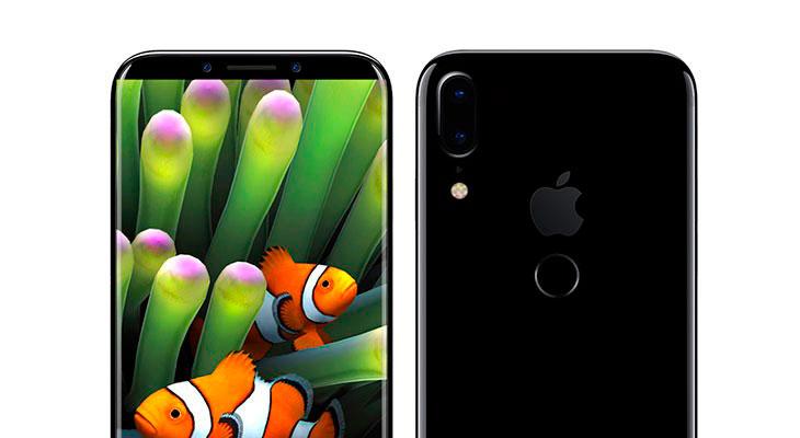 Vuelven los rumores de que el Touch ID irá en la parte trasera del iPhone 8
