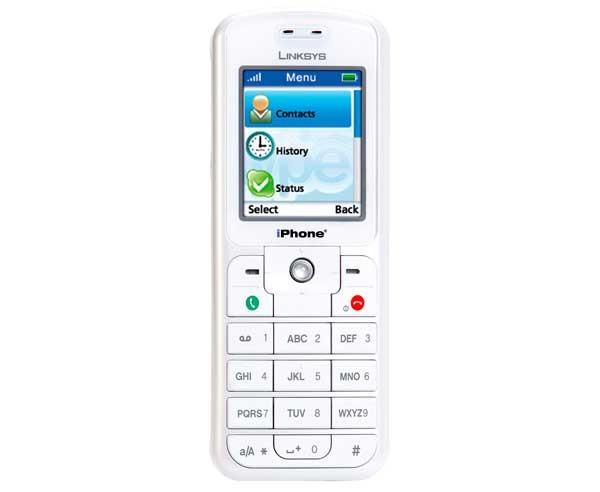 iPhone Cisco