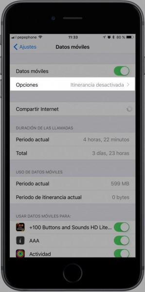 Activar-Roaming-iPhone