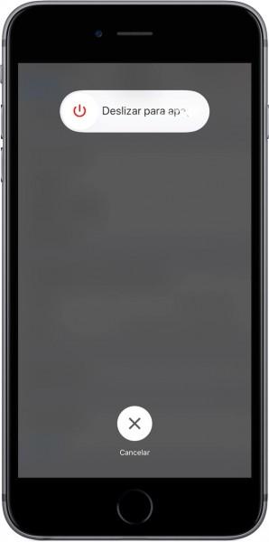 Apagar-iPhone iOS 11