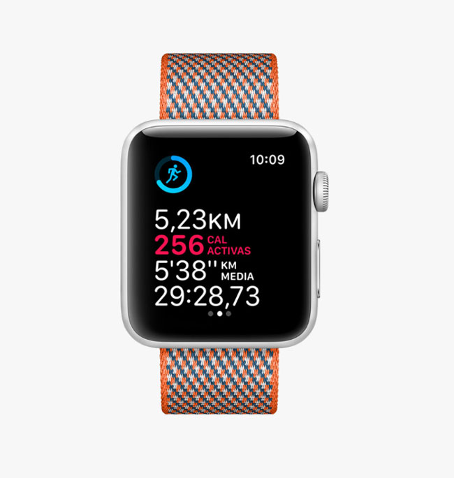 Apple Watch Series 3 Deporte