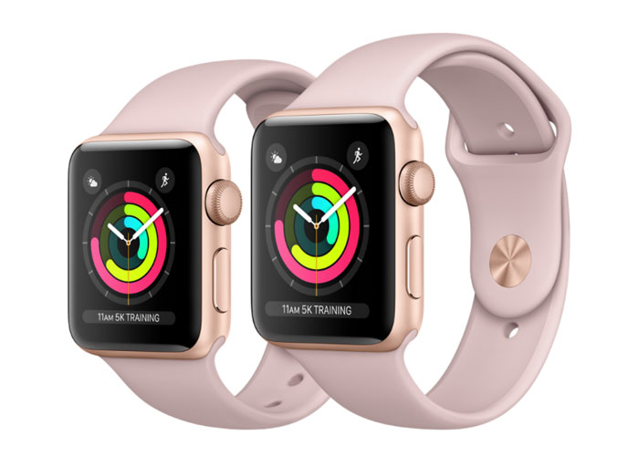 Apple Watch Series 3 Especificaciones