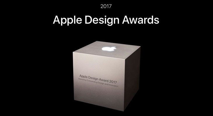 Estos son los ganadores de los Apple Design Awards 2017