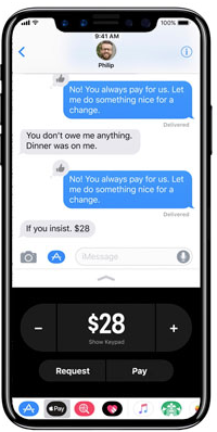 iOS 11 arrastrar y soltar