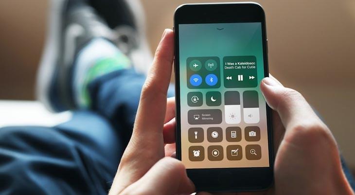 Todas las novedades del Centro de Control de iOS 11 y cómo configurarlo