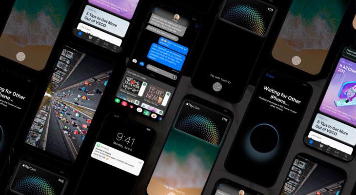 Este concepto nos muestra un iPhone 8 con iOS 11 [Vídeo]