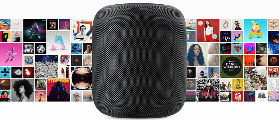 HomePod y Apple Music