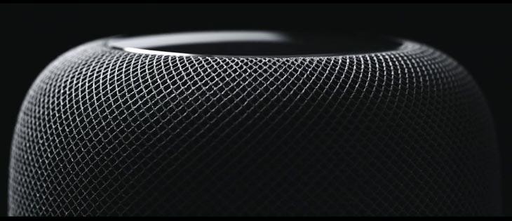 HomePod, nuevo altavoz inteligente de Apple; Características y Precio