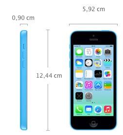 Medidas-iPhone-5c