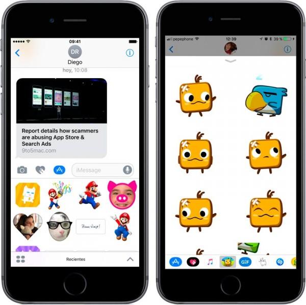 Mensajes-iOS-11