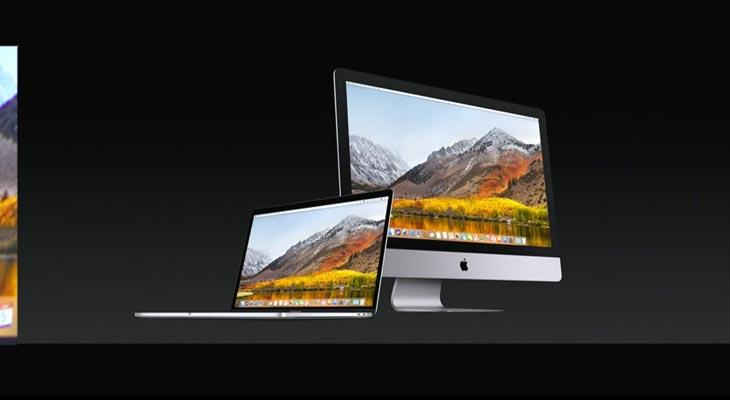 Nuevos iMac y MacBookPro estas son sus características