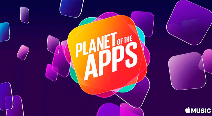 El primer episodio de Planet of the Apps ya está disponible en Apple Music