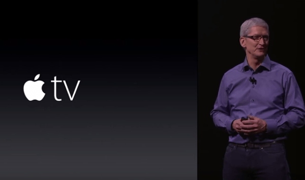 Presentación Apple TV 4K