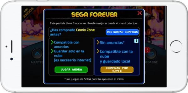 Sega-Forever